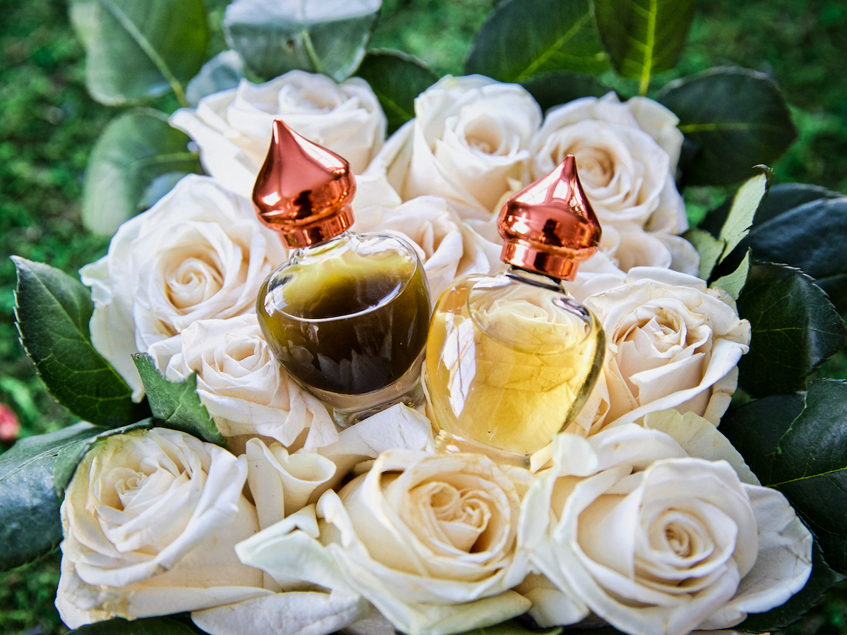 Natural Perfumery Course- learn how to make botanical perfume