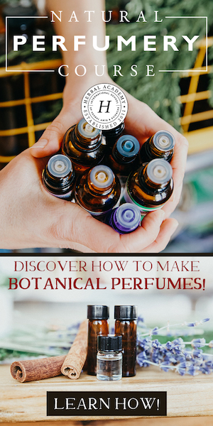 Follow your nose and enroll in the Natural Perfumery Course by Herbal Academy