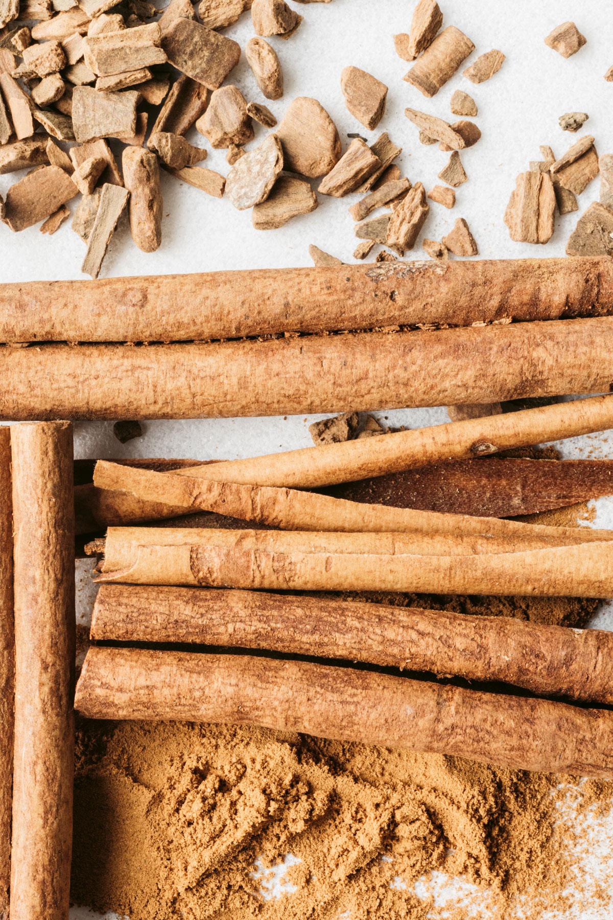 Explore the health benefits of cinnamon