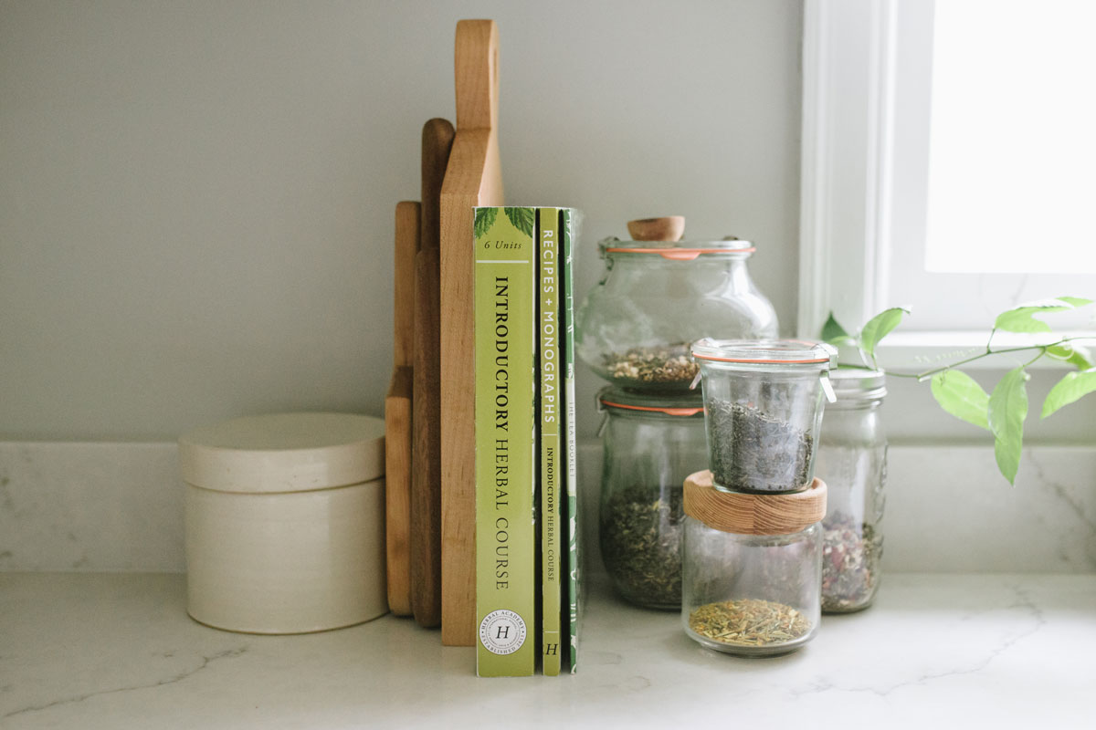 Sneak peek at Herbal Academy's herbal book sale