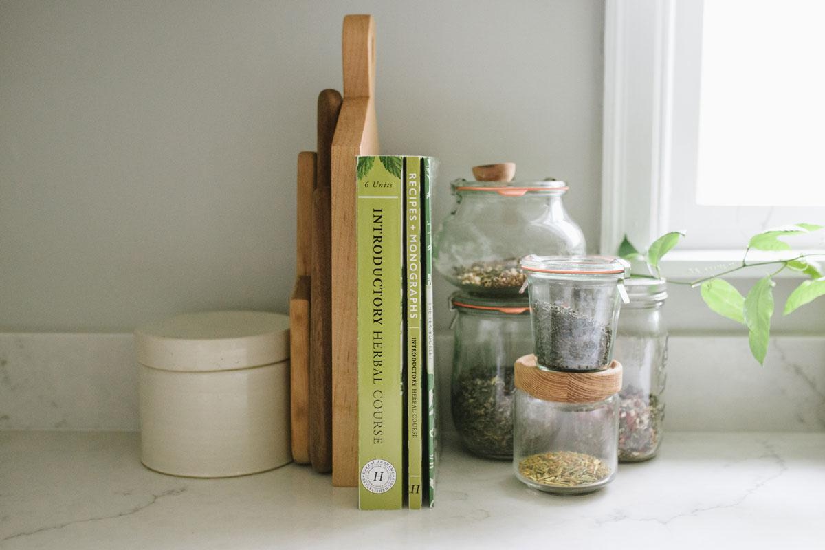 Sneak peek at Herbal Academy's herbal book sale