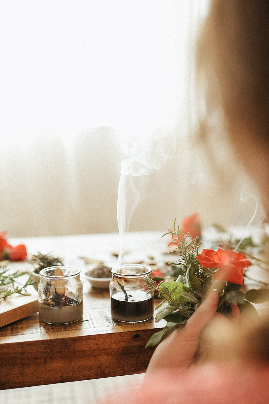 Herbs and Self-Care for Stress Management Course