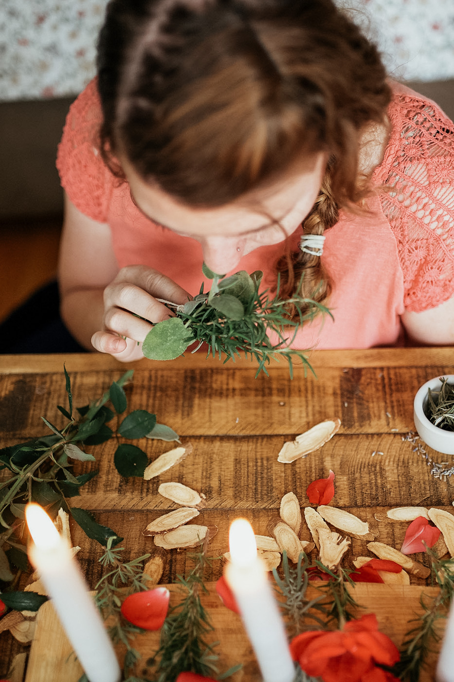 Herbal Academy Herbal Self Care for Stress Management