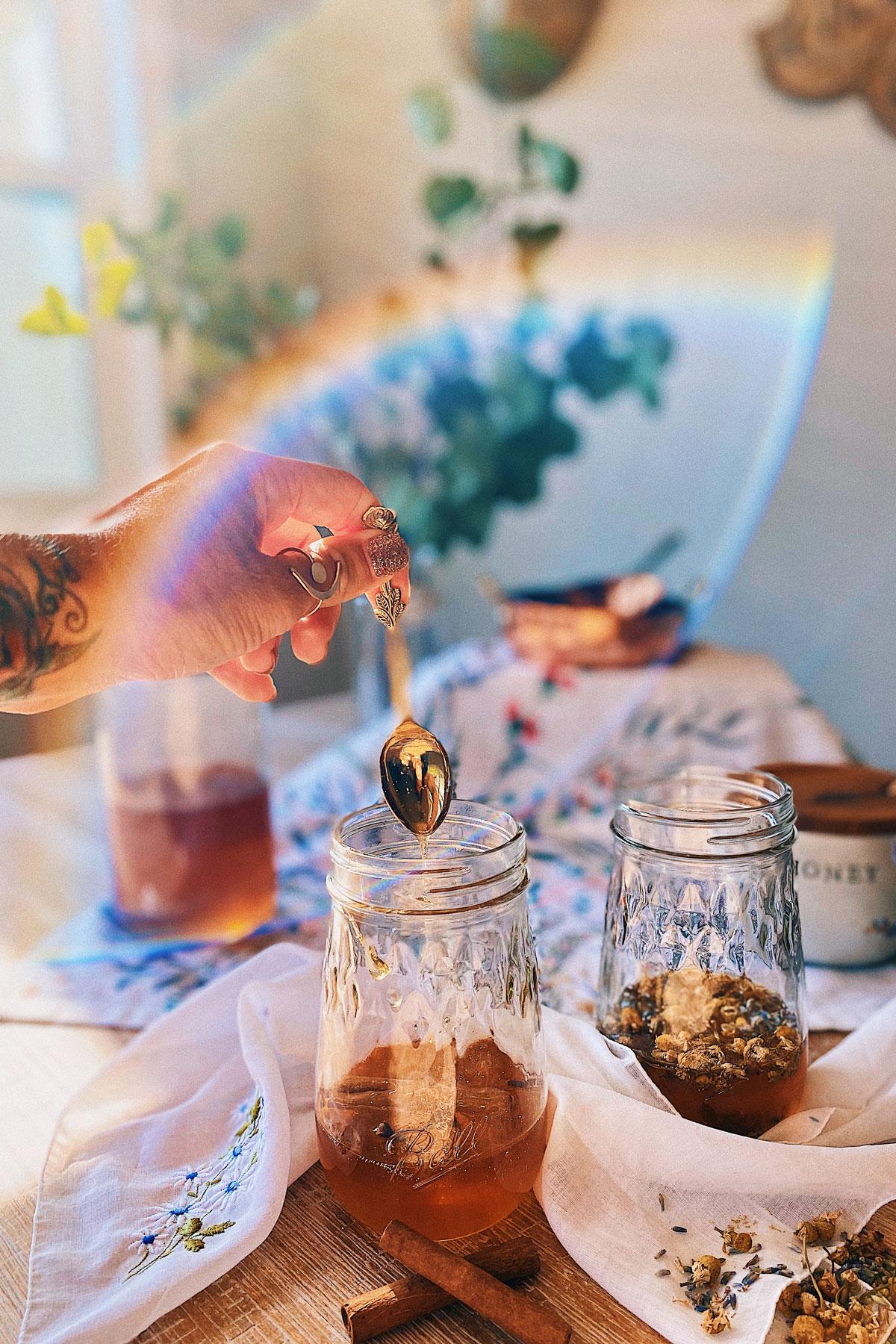 Heather Skasick Pantry Potions herbal recipes