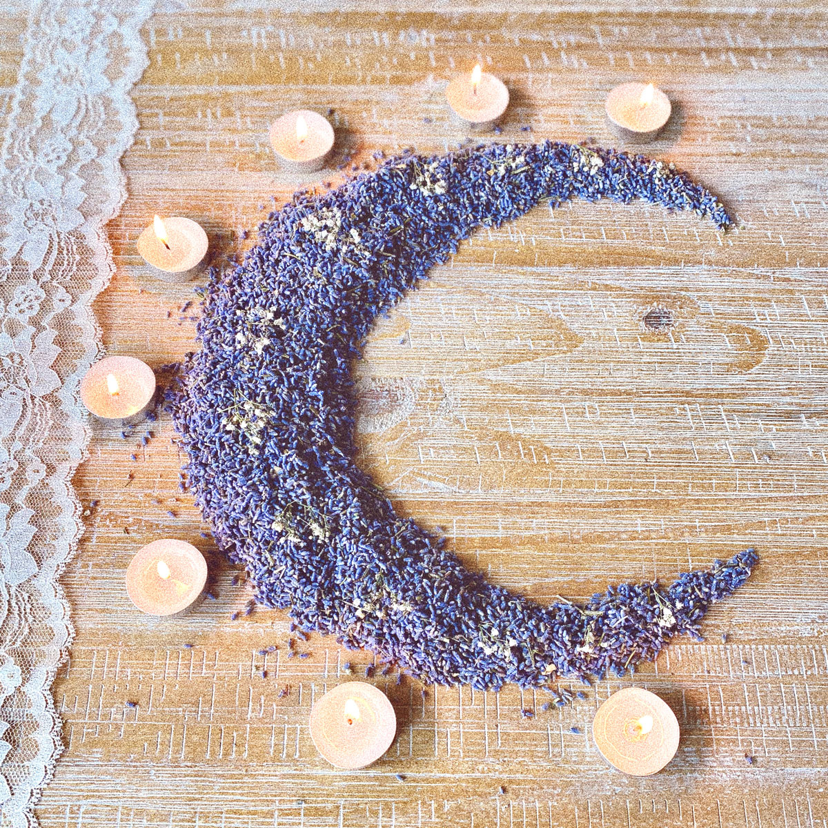 Heather Skasick Pantry Potions Lavender Moon