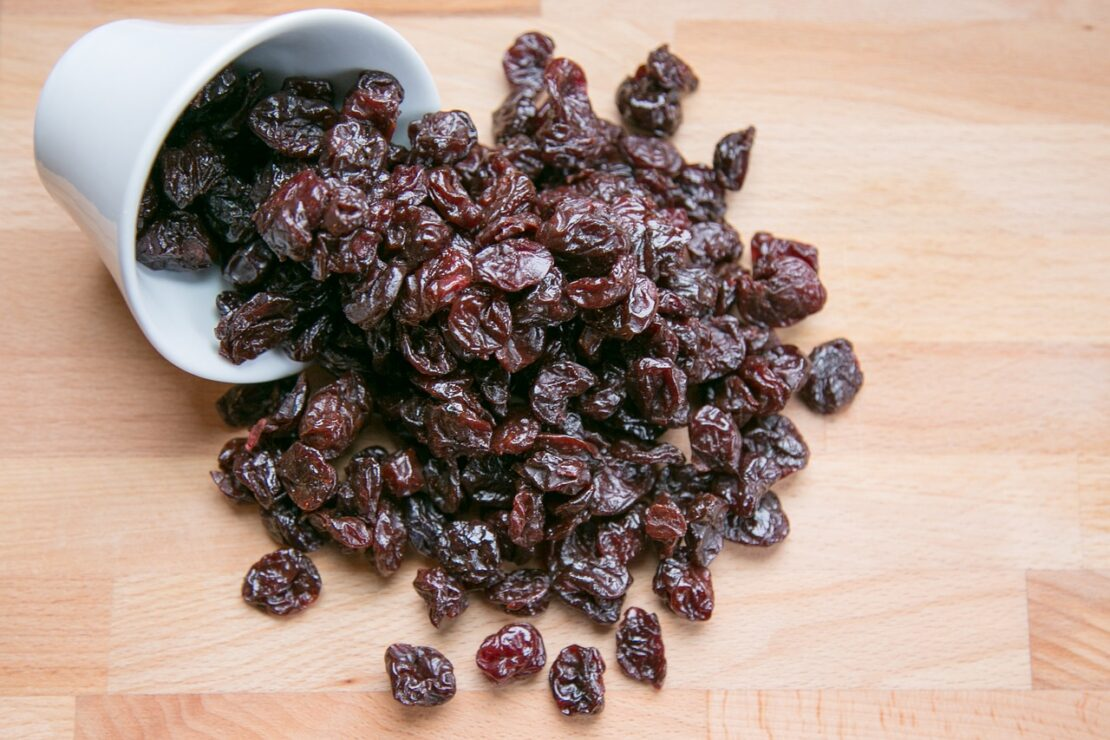 Adaptogen Cherry Bites | Herbal Academy | dried cherries