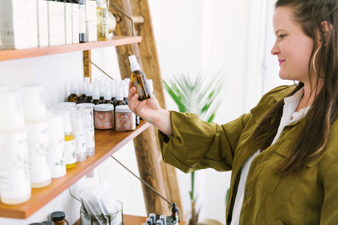Katie Woods at Ritual Skincare