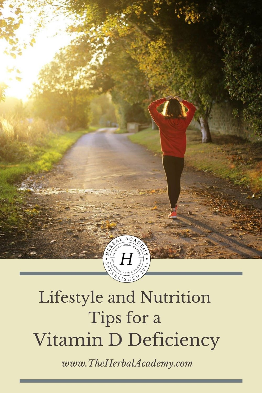 Lifestyle and Nutrition Tips for a Vitamin D Deficiency | Herbal Academy | A vitamin D deficiency is surprisingly common; learn about the best ways to obtain the desired levels of this crucial hormone.