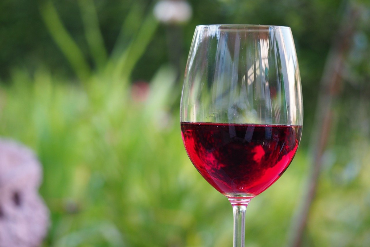 red wine was used in a traditional Mediterranean recipes