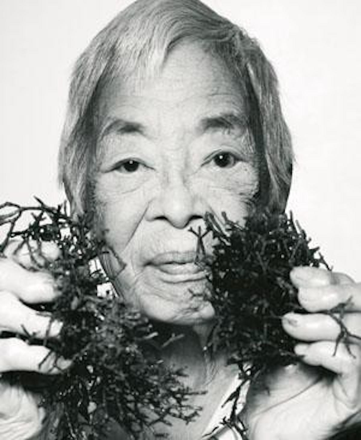 """Dr. Isabella Aiona Abbott """"The Seaweed Lady"""""""
