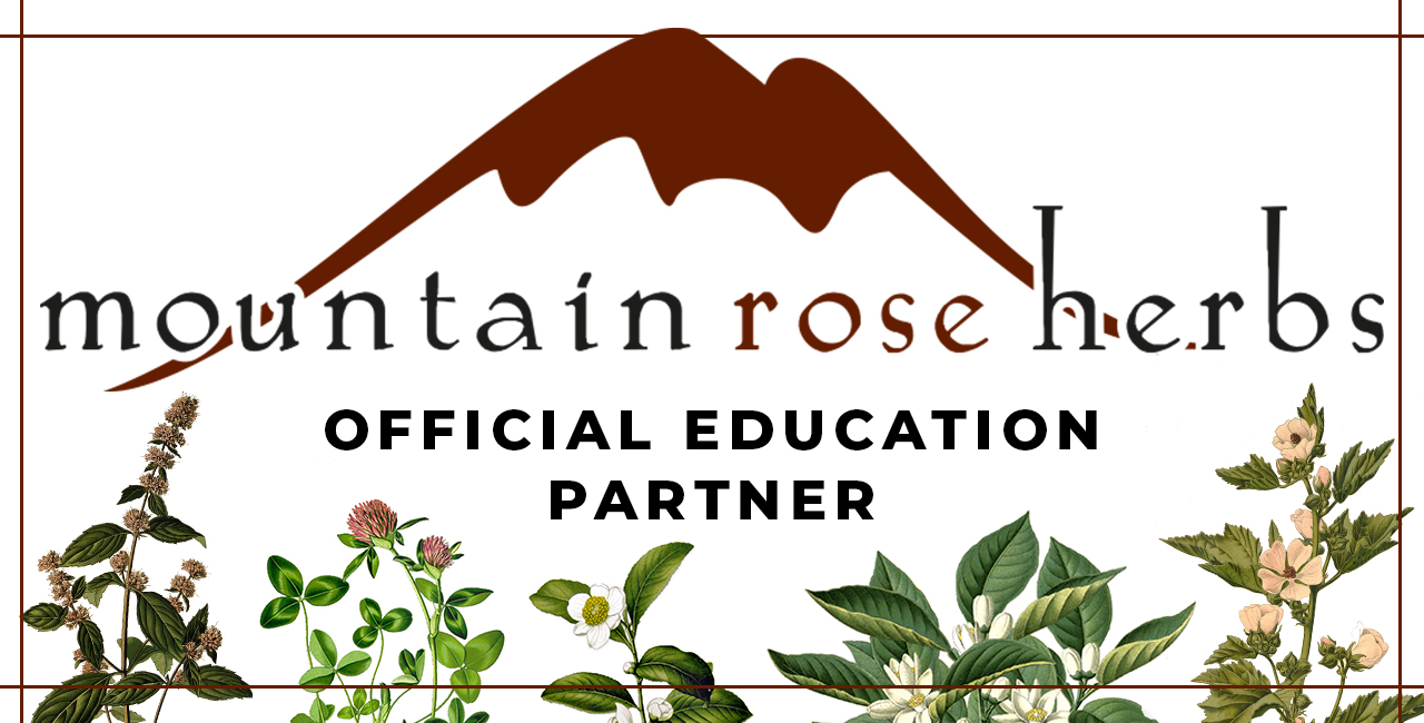 Herbal Academy is a Mountain Rose Herbs official eduction parter