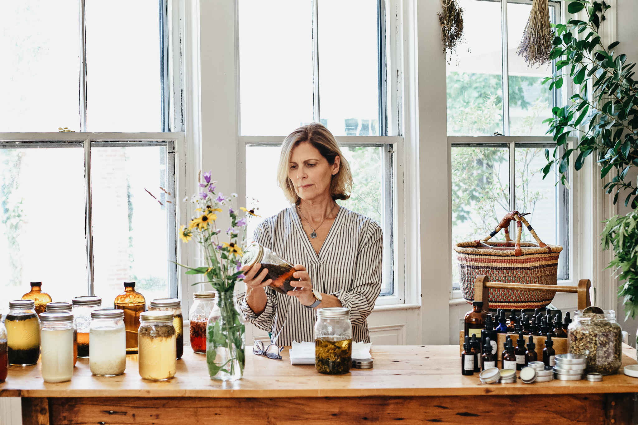 Marlene Adelmann Founder of Herbal Academy