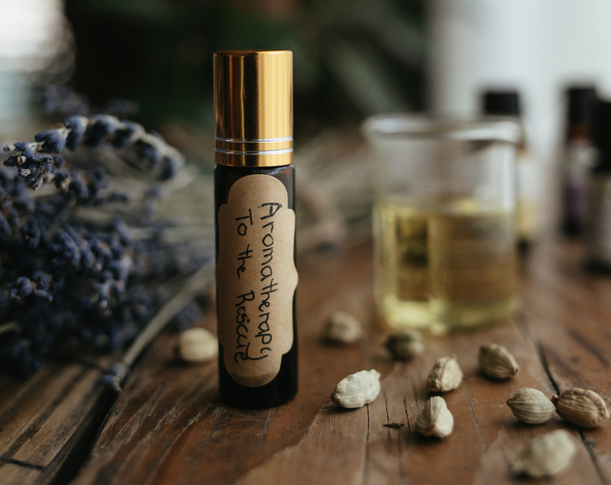 aromatherapy for Cancer Support