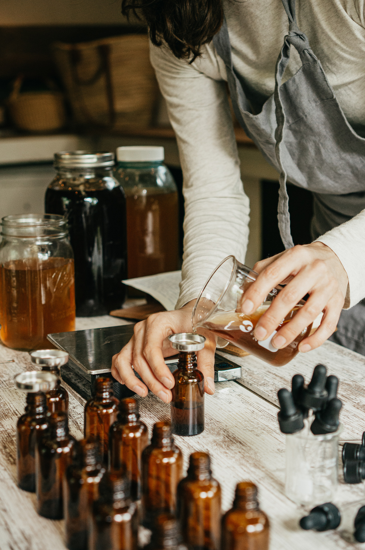 Business Herbal Course - Tincture Formulation