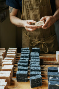 Business Herbal Course - creating a soap business
