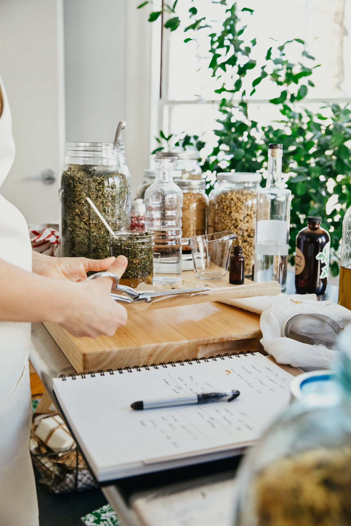 how to start an herbal business - Business Herbal Course