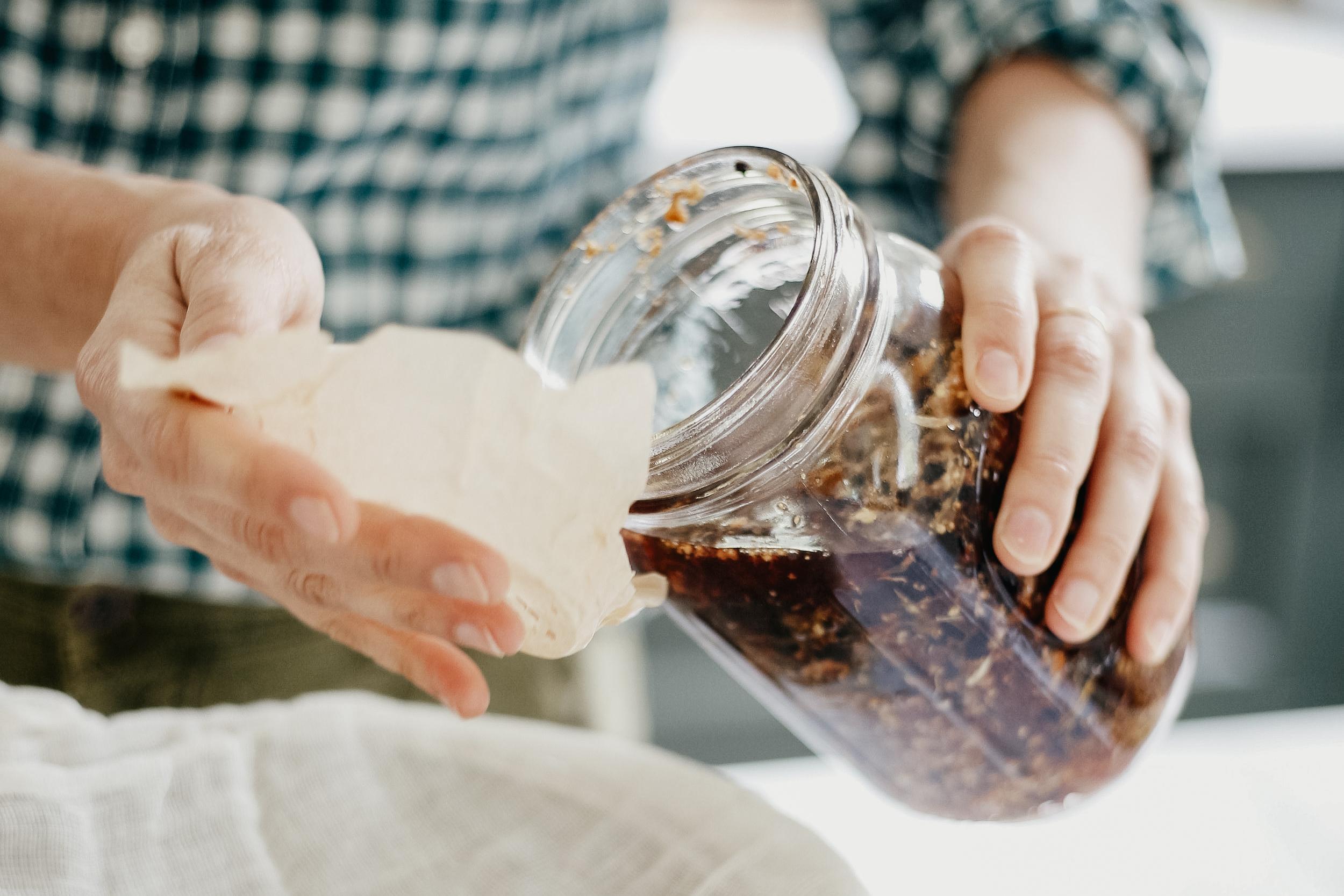 Making Elderberry Syrup - Herbal Academy