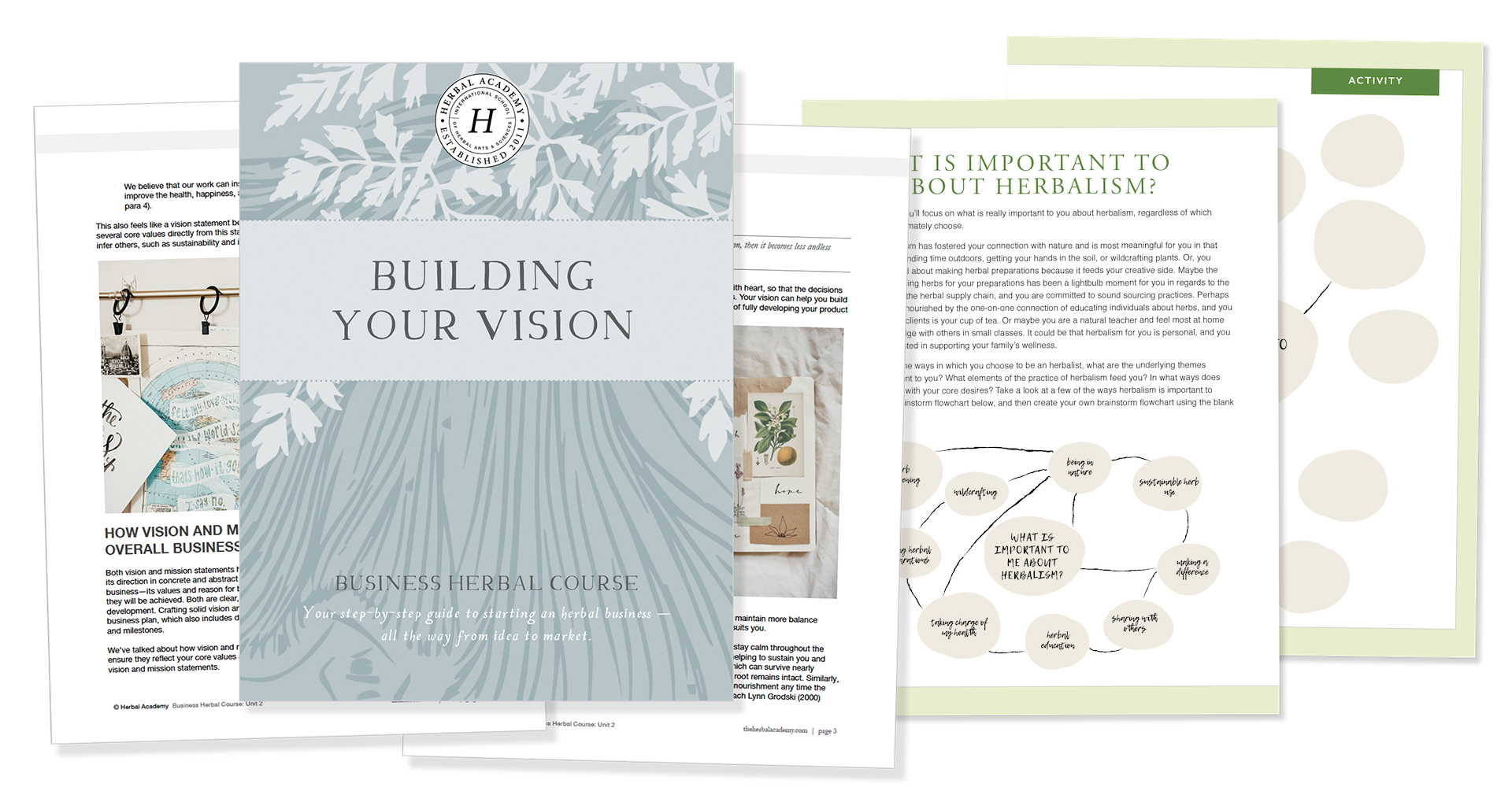 Entrepreneur Lessons - Business Course Bonus Features