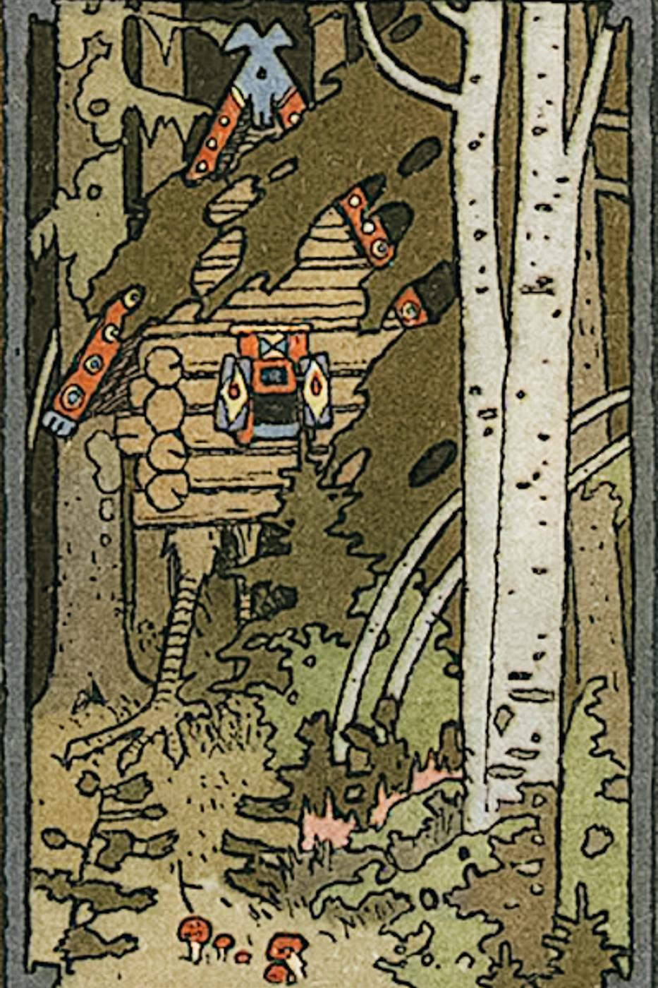 Mushroom folklore