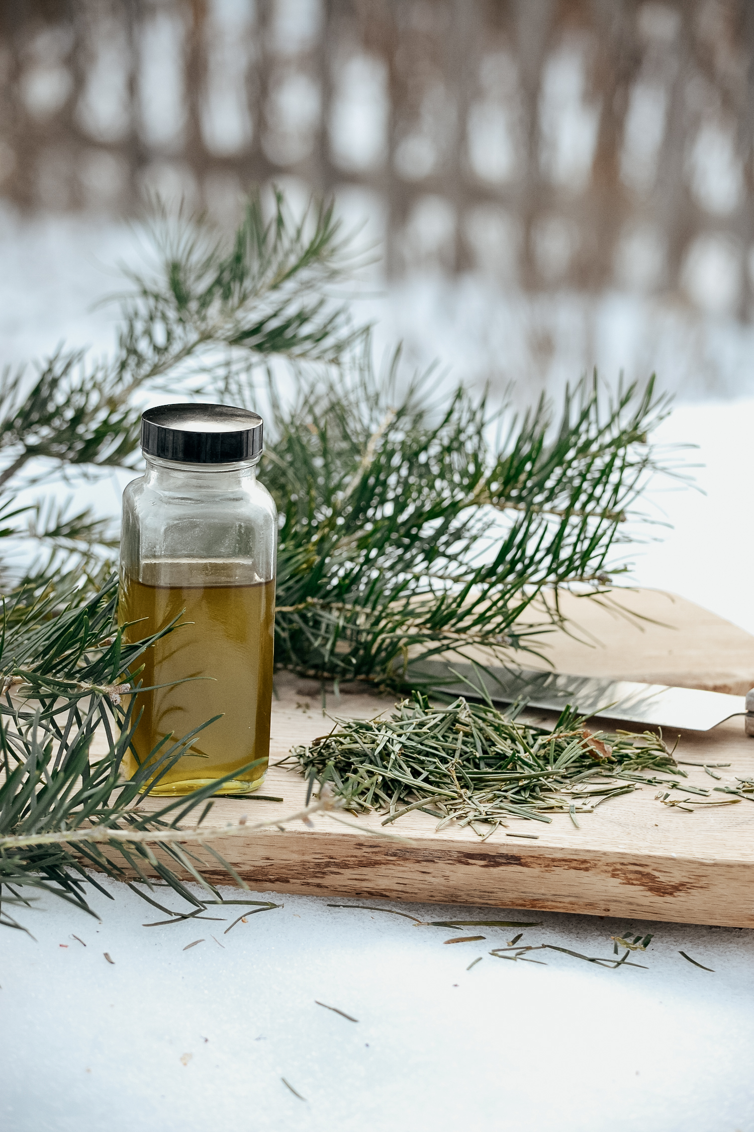 Infused Oil Preparation - Introductory Herbal Course
