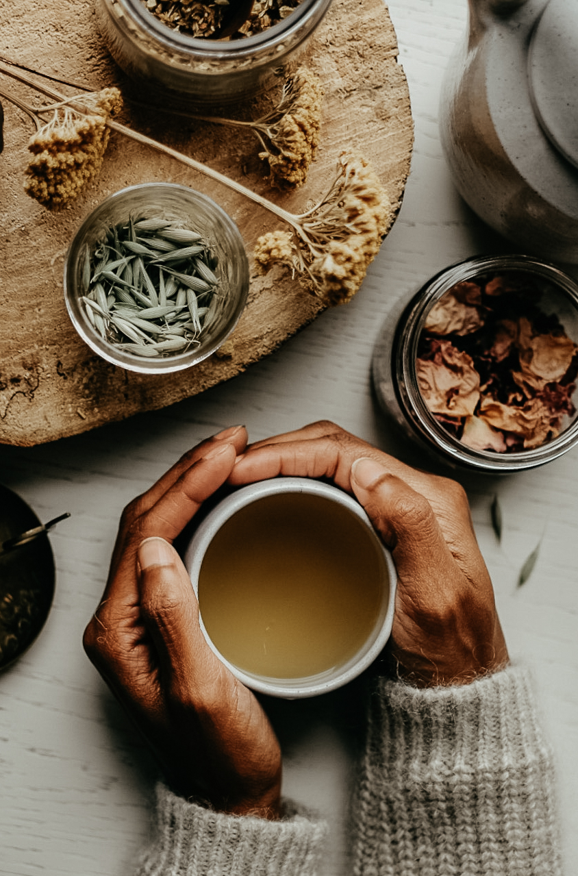 Intermediate Herbal Course - tea blending