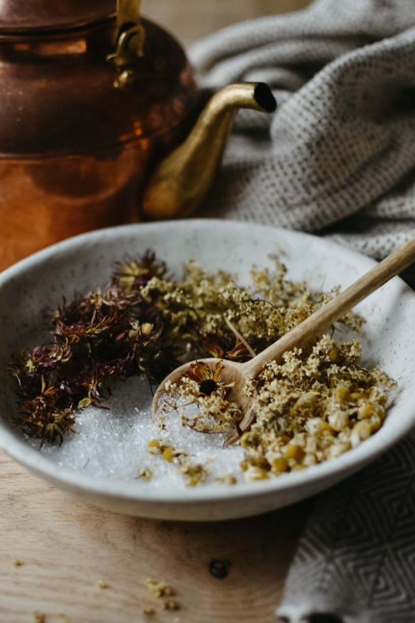 Self Care and body care recipes by Herbal Academy