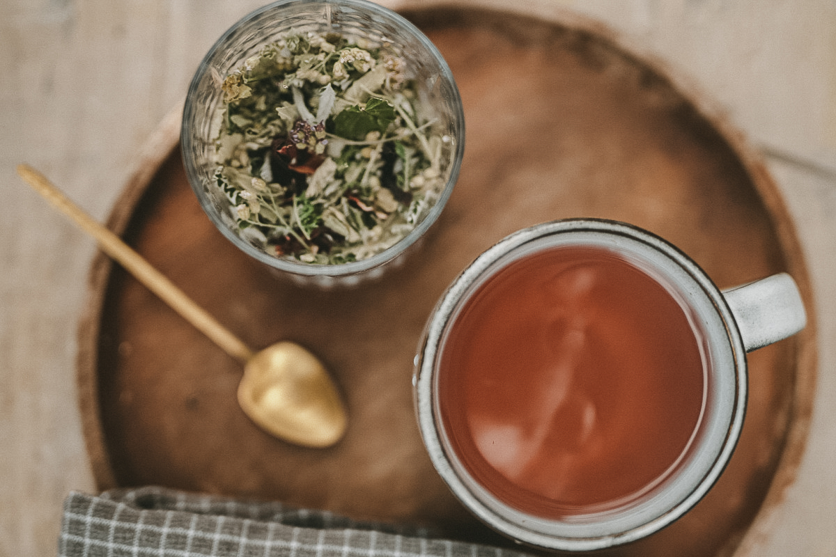 Stress support with herbalism - Intermediate herbal Course