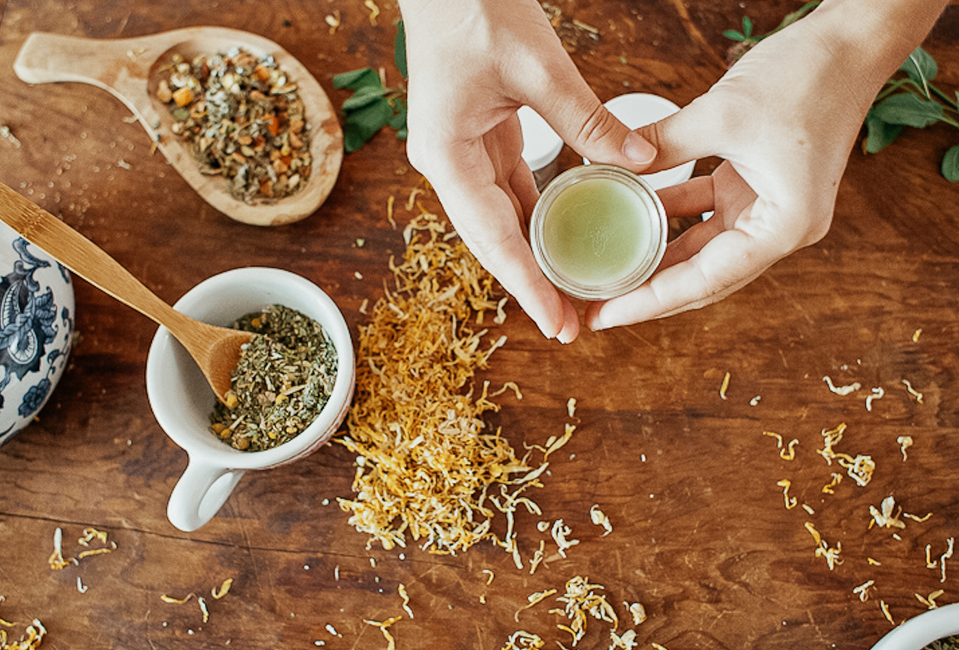 The Intermediate Herbal Course presented by Herbal Academy - salve