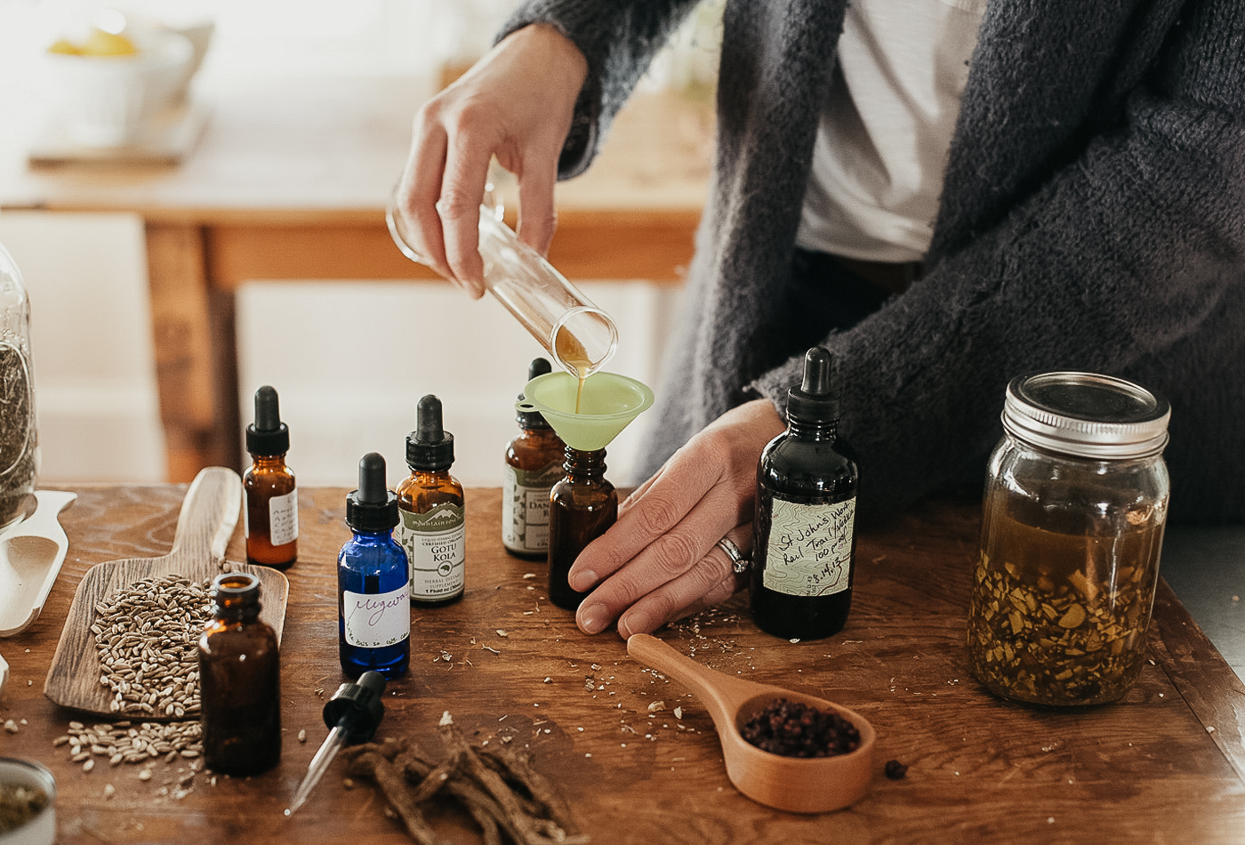 The Intermediate Herbal Course presented by Herbal Academy