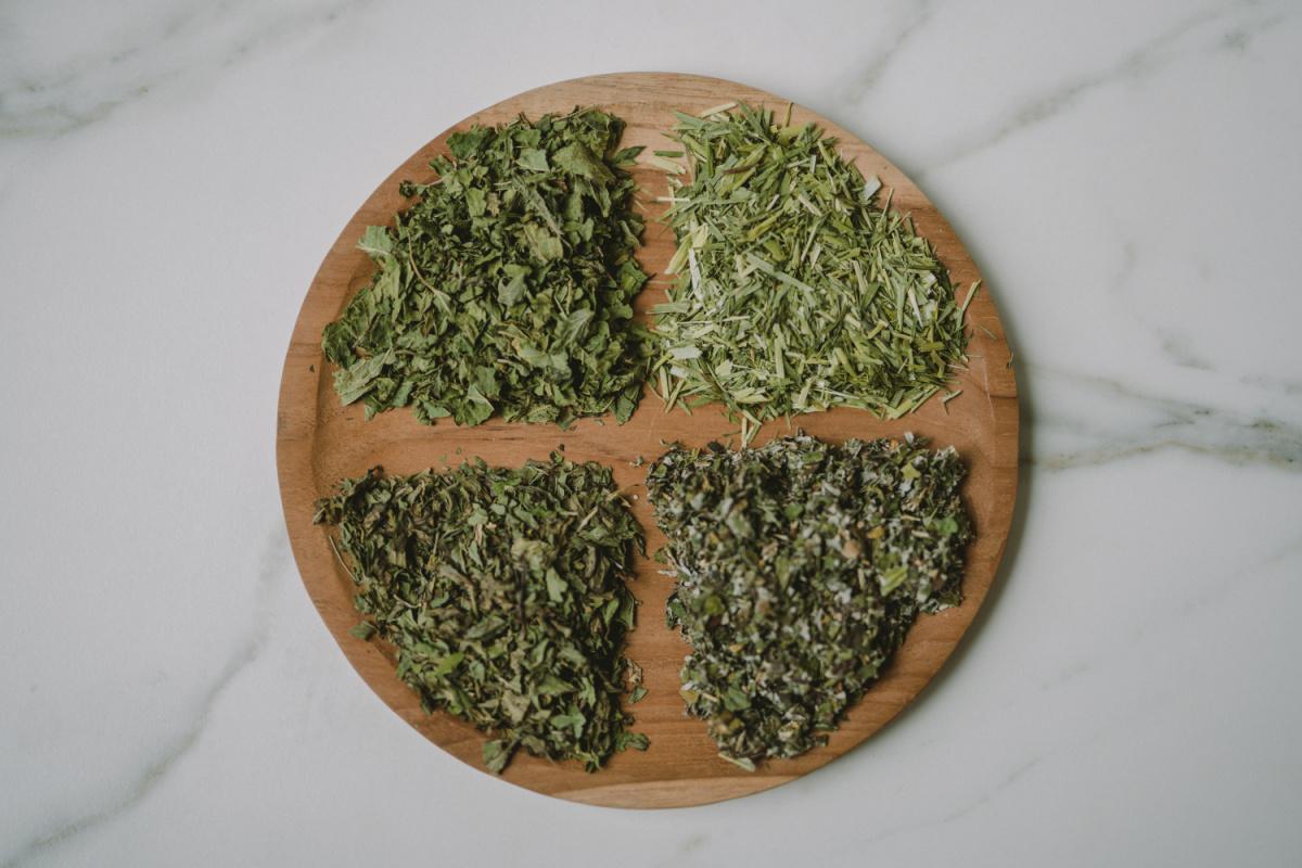 herbs for pregnancy tea blend recipe